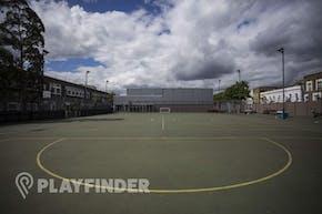 Acland Burghley School | Concrete Football Pitch