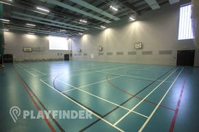 Ark All Saints Academy | Hard Badminton Court
