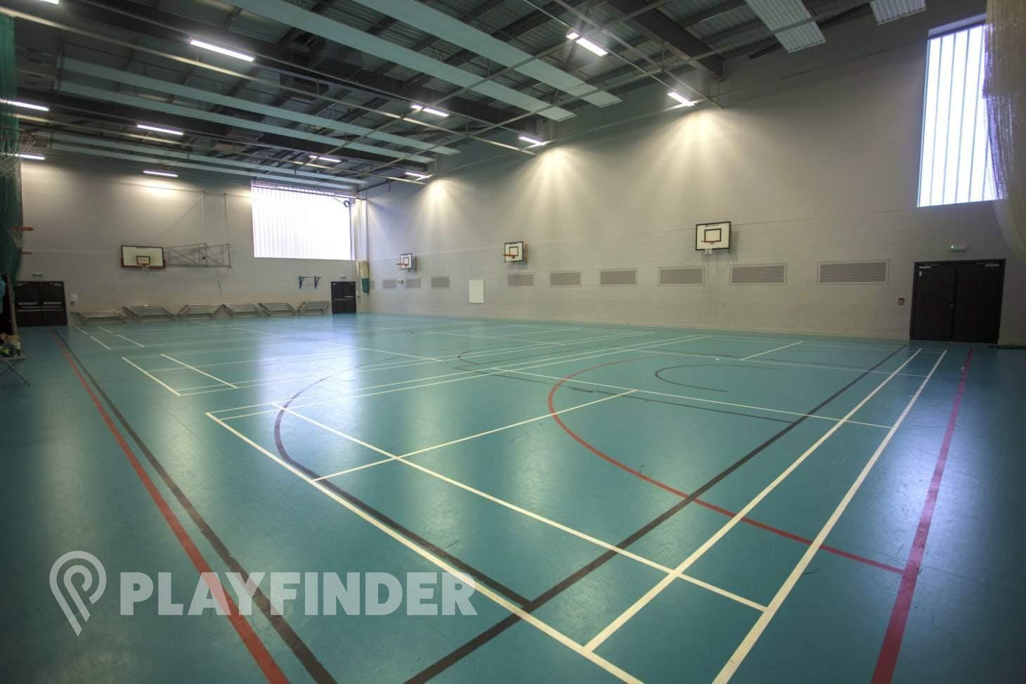 Ark All Saints Academy Nets | Sports hall cricket facilities