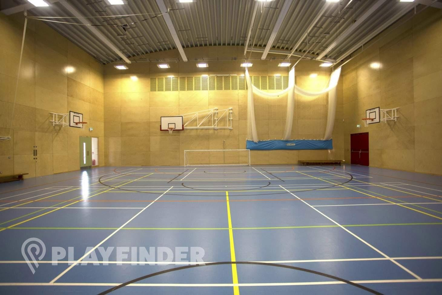 Ark Putney Academy Indoor | Hard badminton court