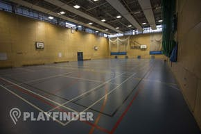 Ark Walworth Academy | Hard Badminton Court