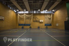 Ark Walworth Academy | Indoor Basketball Court
