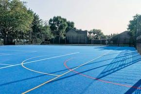 Ark Walworth Academy | Hard (macadam) Basketball Court