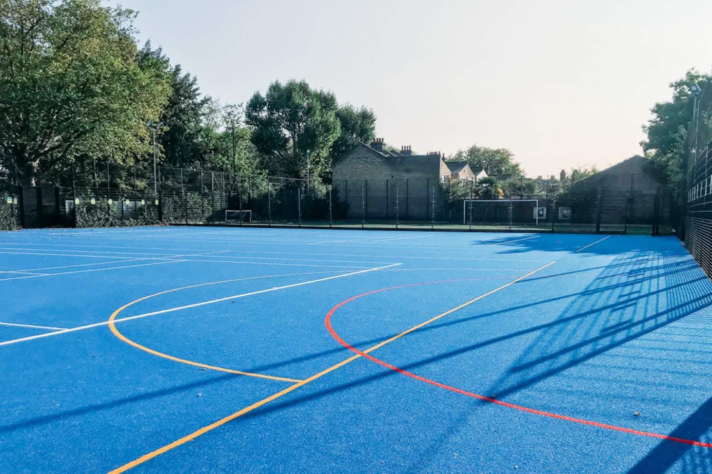 Ark Walworth Academy Outdoor | Hard (macadam) netball court