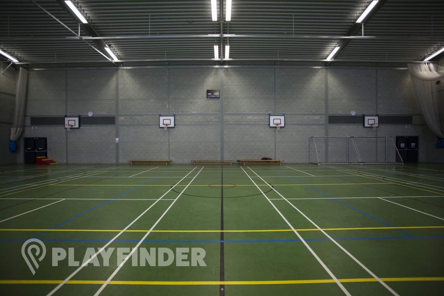 Wren Academy Indoor | Hard badminton court