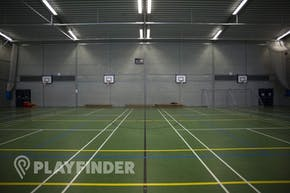 Wren Academy | Hard Badminton Court
