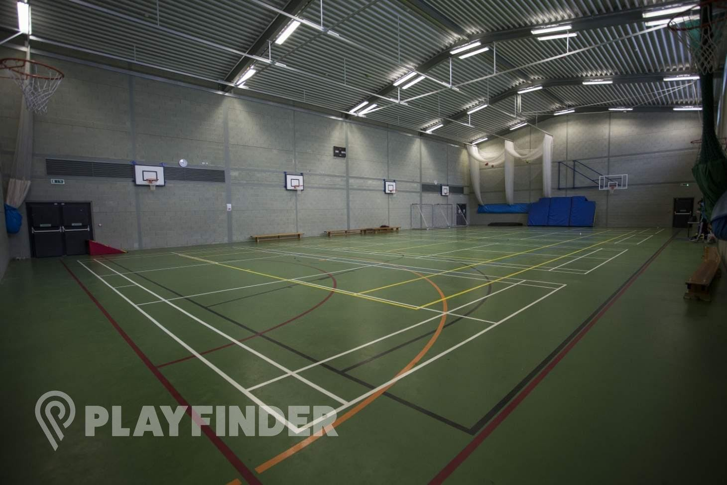 Wren Academy Nets | Sports hall cricket facilities