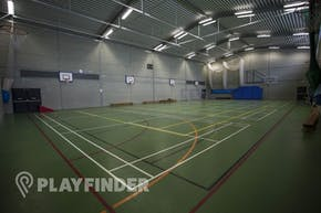 Wren Academy | Indoor Basketball Court