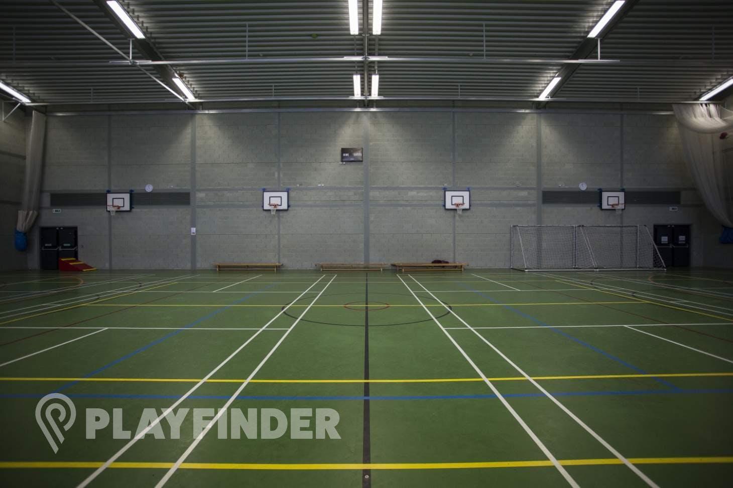 Wren Academy Indoor netball court
