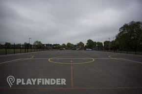 Wren Academy | Hard (macadam) Basketball Court