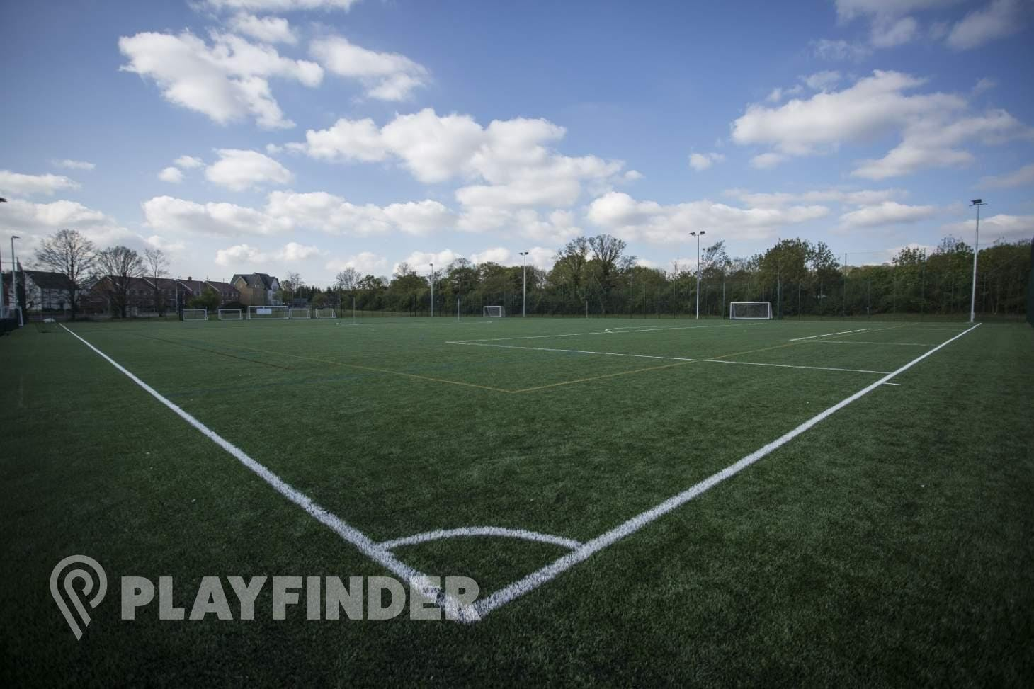 Noak Hill Sports Complex 11 a side | 3G Astroturf football pitch
