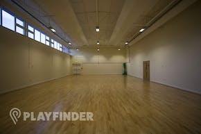 Noak Hill Sports Complex   Indoor Netball Court