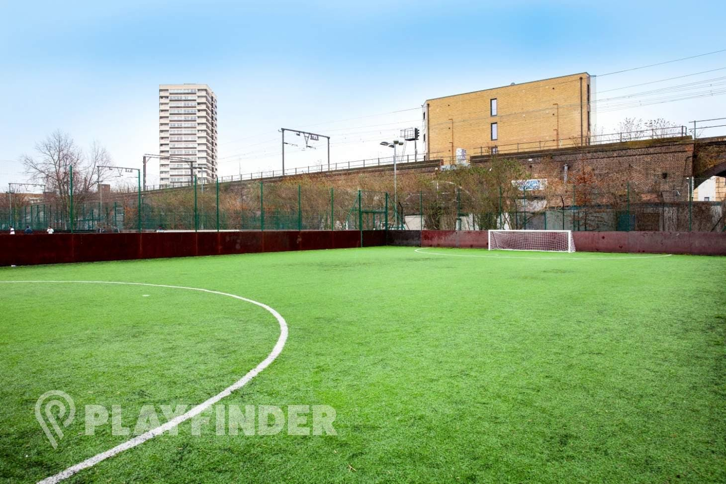 Mile End Park Leisure Centre and Stadium 7 a side | 3G Astroturf football pitch