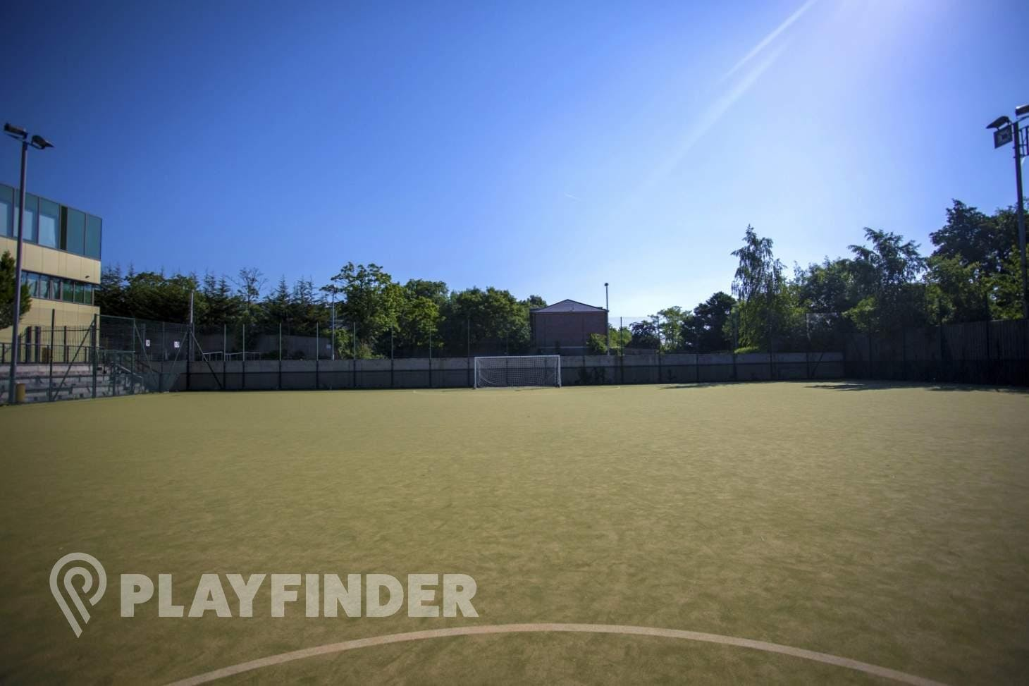 Elmgreen School 7 a side   Astroturf football pitch