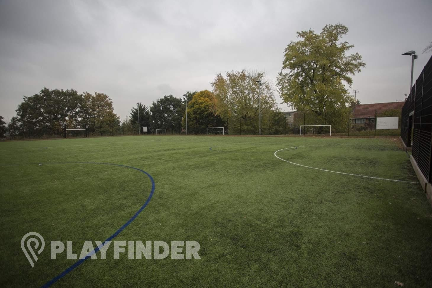 Crest Academy 7 a side | 3G Astroturf football pitch
