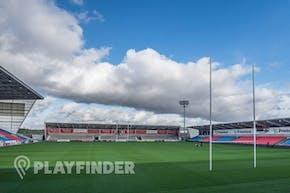 AJ Bell Stadium | Grass Rugby Pitch