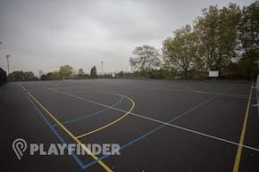 Crest Academy | Hard (macadam) Netball Court