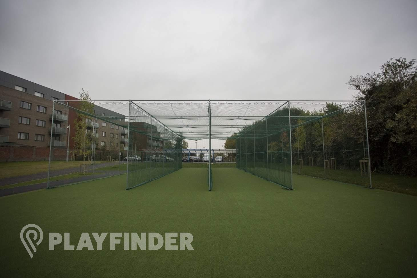 Crest Academy Nets | Artificial cricket facilities