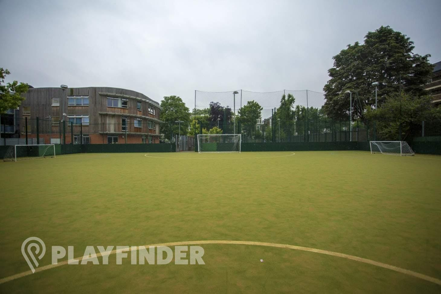 Holloway School Sports Facilities 9 a side | Astroturf football pitch