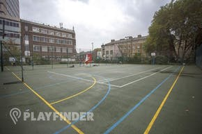 Colombo Centre | Hard (macadam) Basketball Court