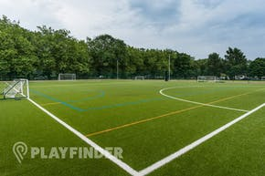 The Energy Box | 3G astroturf Football Pitch
