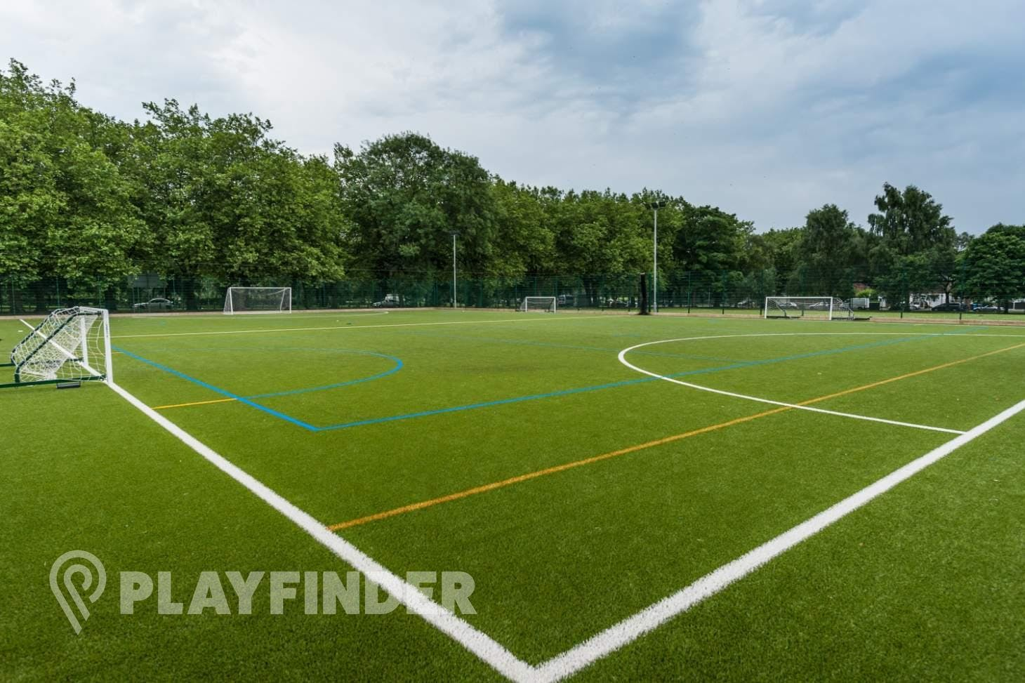 The Energy Box 7 a side | 3G Astroturf football pitch
