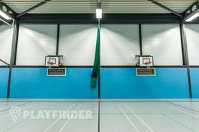 The Energy Box | Indoor Basketball Court
