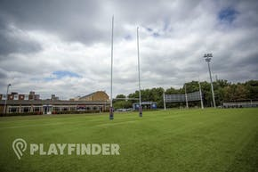 Rosslyn Park Rugby Club | 3G astroturf Rugby Pitch