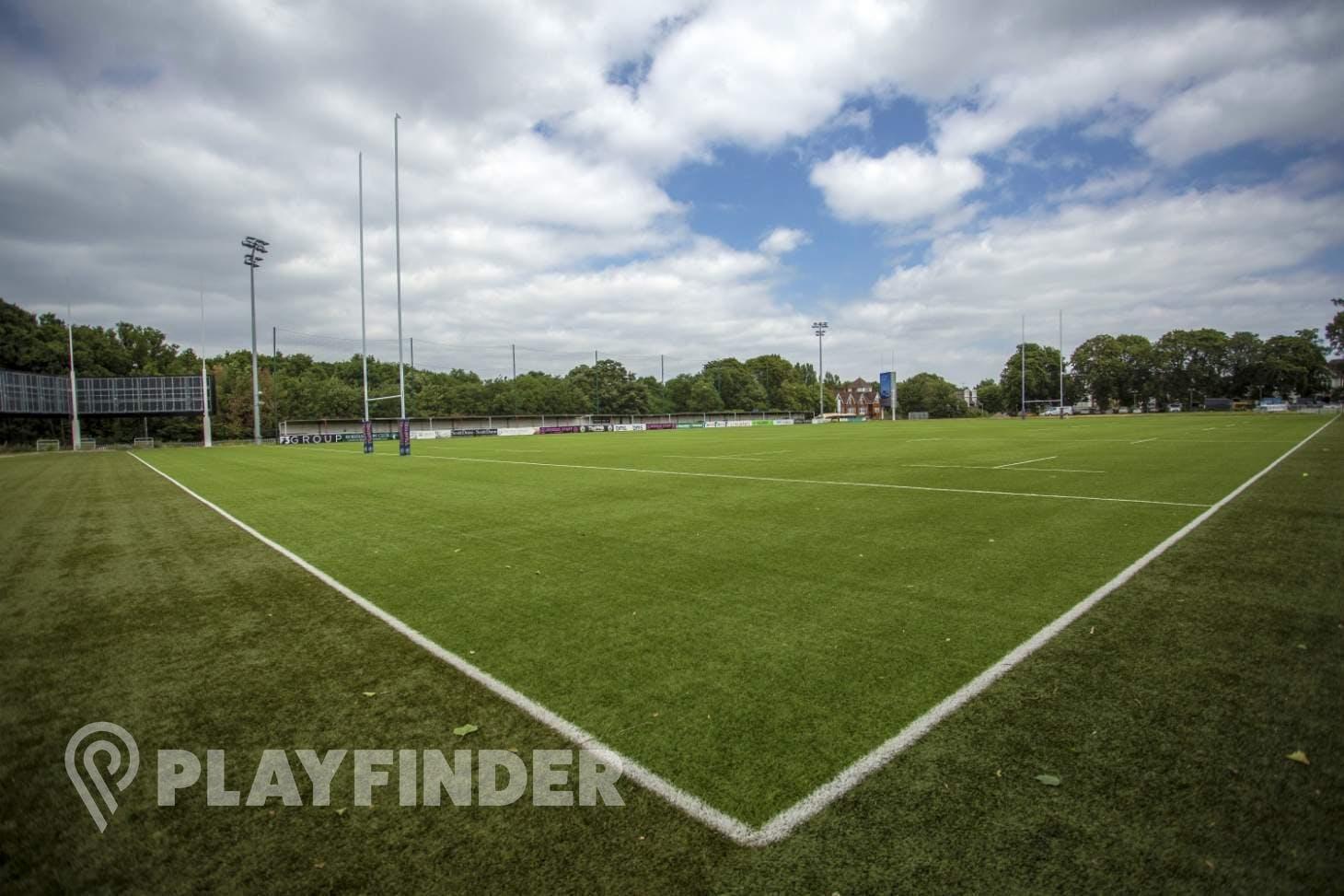 Rosslyn Park Rugby Club 7 a side | 3G Astroturf football pitch
