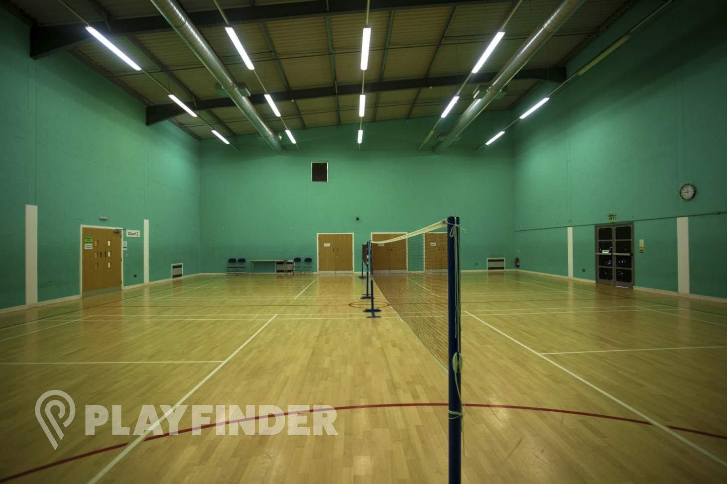 YMCA St Albans Indoor | Hard badminton court
