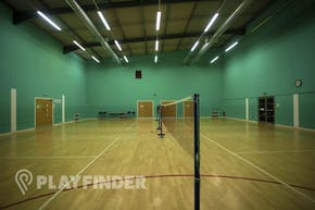 YMCA St Albans | Hard Badminton Court