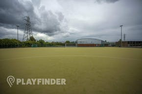 Herschel Sports | Astroturf Football Pitch