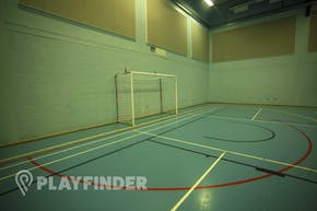 Absolutely Fitness Langley | Hard Badminton Court