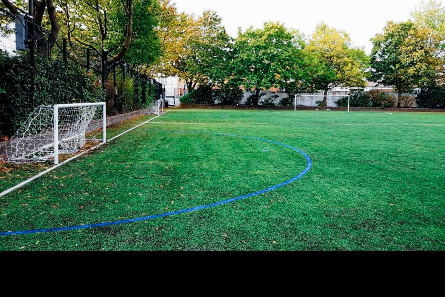 Harris Academy Battersea 5 a side | 3G Astroturf football pitch