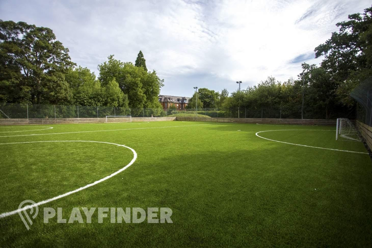 YMCA St Albans 5 a side | 3G Astroturf football pitch