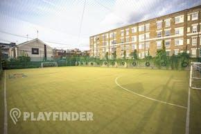 Weavers Adventure Playground | Astroturf Football Pitch