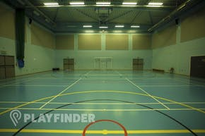 Absolutely Fitness Langley | Indoor Basketball Court