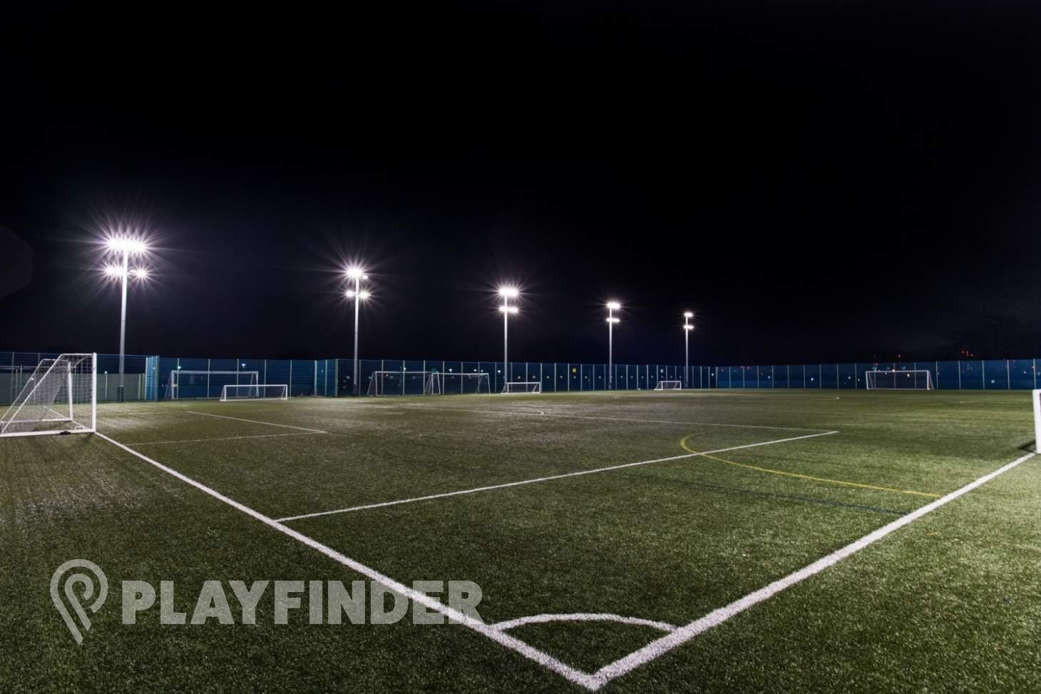 East Manchester Academy 5 a side   3G Astroturf football pitch