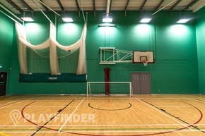 East Manchester Academy | Indoor Football Pitch