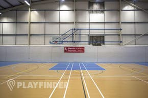 Harris Academy Beckenham | Hard Badminton Court