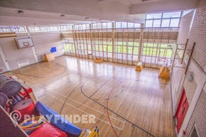 Bishop Thomas Grant School | Indoor Basketball Court