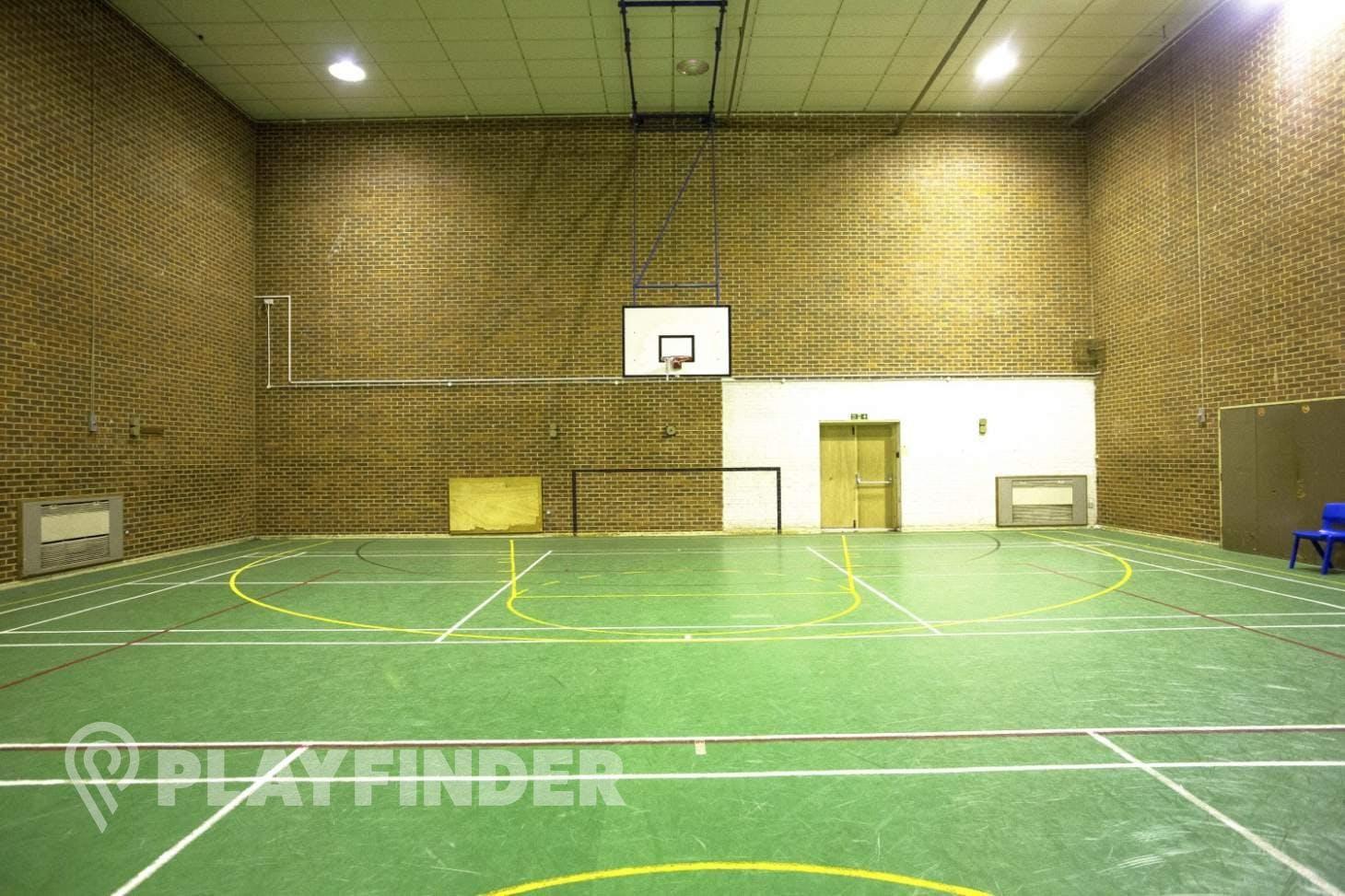 Christ's College Finchley Indoor | Hard badminton court