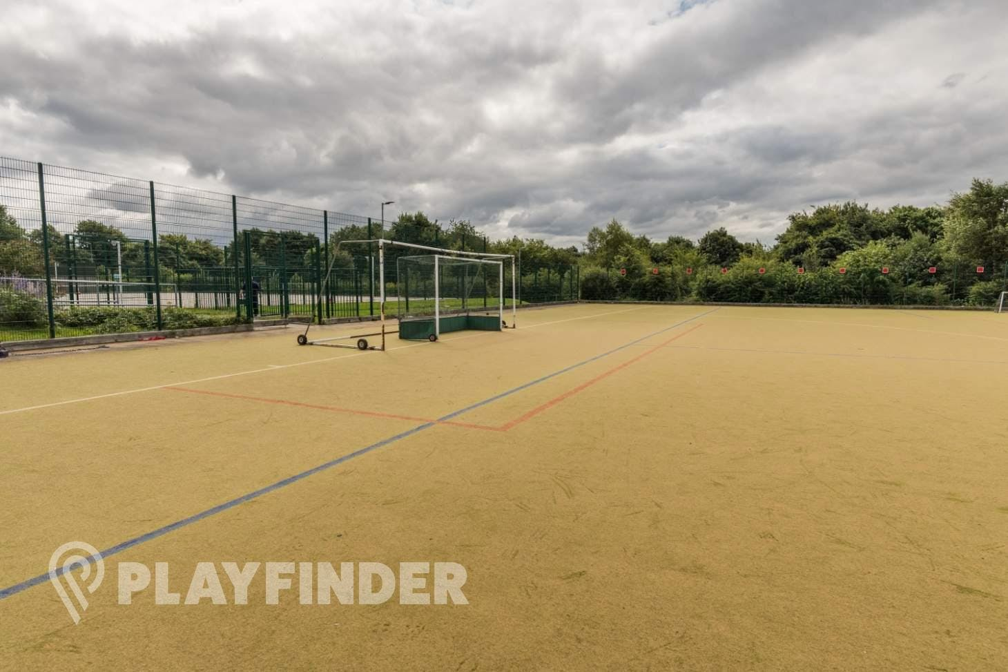 Buile Hill School Outdoor | Astroturf hockey pitch