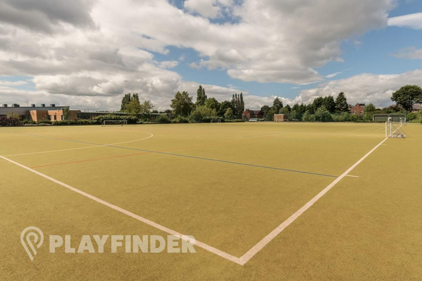 Harrop Fold School 11 a side | Astroturf football pitch