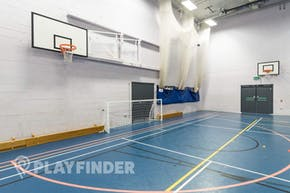 Harrop Fold School | Indoor Football Pitch