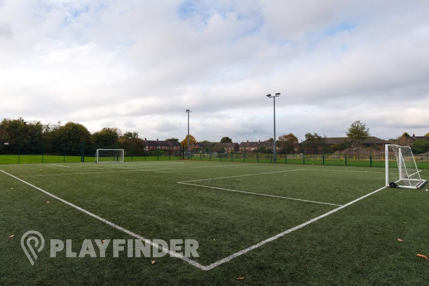 Manchester Enterprise Academy Wythenshawe 5 a side | 3G Astroturf football pitch