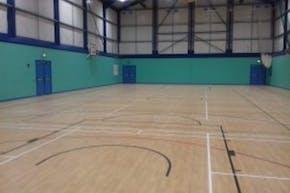 Manchester Enterprise Academy Wythenshawe | Indoor Netball Court