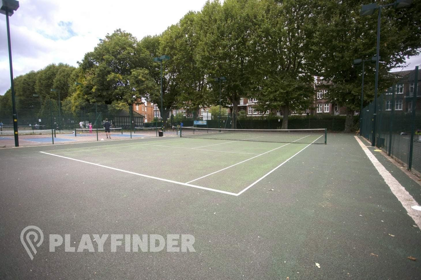 Rocks Lane Bishops Park Tennis Centre Outdoor | Hard (macadam) tennis court