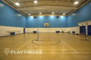 Carpenters and Docklands Centre | Hard Badminton Court
