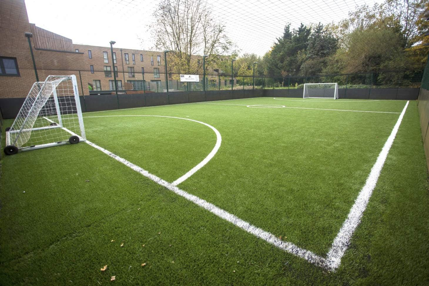Docklands Settlements AstroTurf 5 a side | 3G Astroturf football pitch